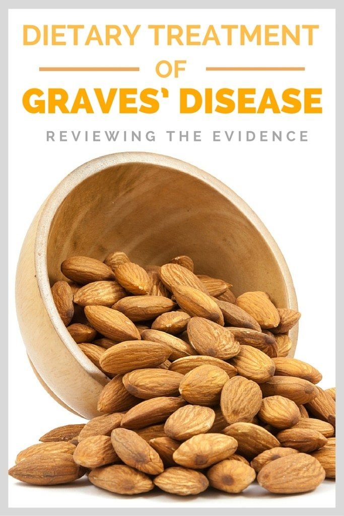Traditional treatment of most autoimmune conditions relies entirely on medication. Graves' disease has been no exception to that rule. But recent research indicates eating patterns can and do influence treatment outcomes. This article looks at the best dietary treatment for Graves' disease, as shown by current scientific evidence. Learn more here: https://www.dietvsdisease.org/dietary-treatment-graves-disease/