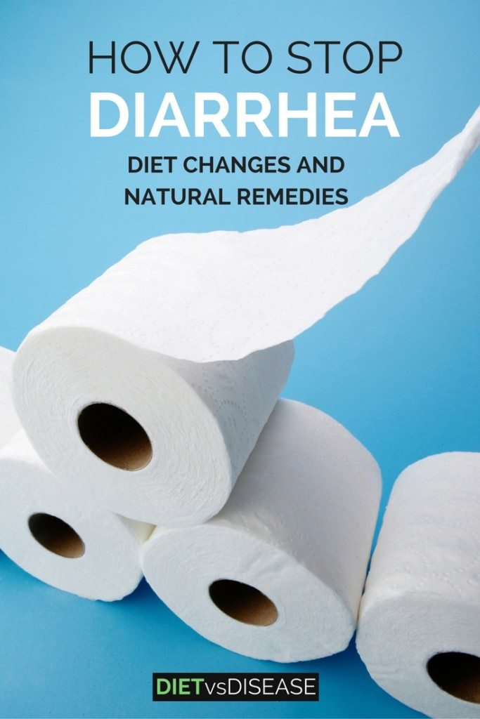 Depending on the cause, diet changes can have a tremendous influence on diarrhea management. This article explores what is scientifically shown to help. Learn more here: https://www.dietvsdisease.org/how-to-stop-diarrhea/