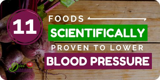 11 foods scientifically proven to lower your blood pressure forumfinder Gallery
