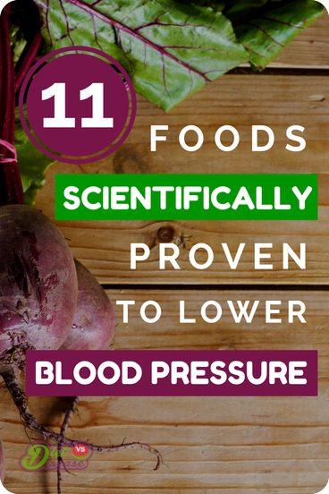 food to lower blood pressure