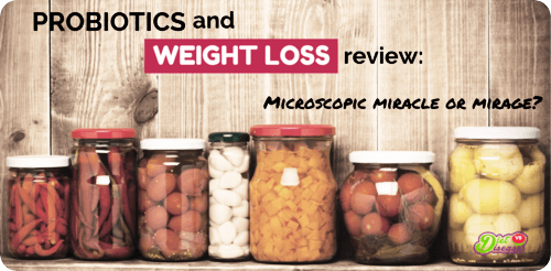 Probiotics and Weight Loss Review: Microscopic Miracle or ...