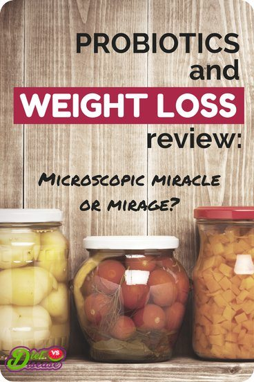 Probiotics and Weight Loss: The bacteria living in your gut strongly influences your health. Many now claim probiotics (dietary bacteria) and weight loss are linked... but is it true? Let's take a look at the evidence https://www.dietvsdisease.org/probiotics-and-weight-loss-review/