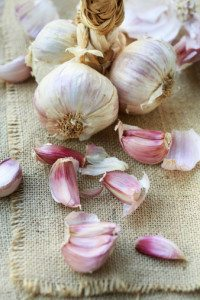 Garlic can reduce blood pressure and LDL cholesterol