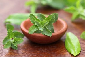 Stevia and hypertension