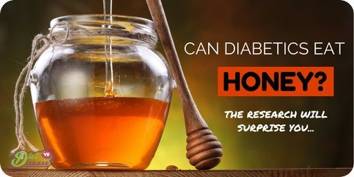 Image Result For Can Diabetics Have Honey