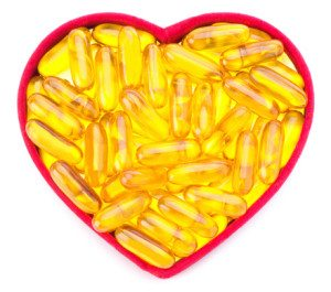 Fish oil can lower high blood pressure