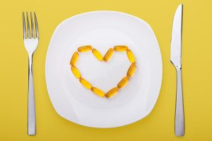 Fish oil lowers triglycerides and improves HDL