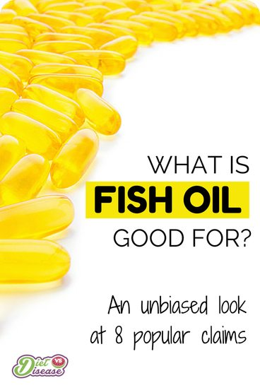 What is fish oil good for an unbiased look at 8 popular for Fish oil is good for