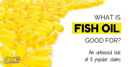 what is fish oil good for?