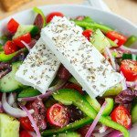 Greek Salad (Horiatiki Salata) 800 8816