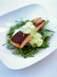 Salmon and oily fish may help lower blood pressure