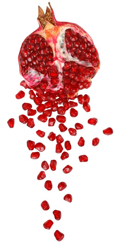 pomegranate can lower blood pressure