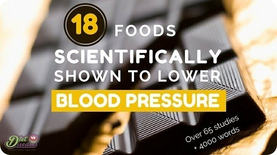 18 Foods Scientifically Shown to Lower Blood Pressure