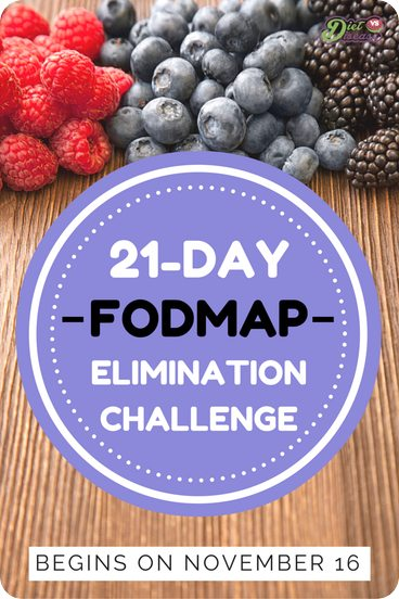 If you know or suspect a chronic food intolerance is harming your health and day-to-day activities, this 21-Day FODMAP elimination challenge is for you.