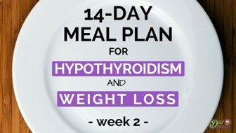 14-Day Meal Plan For Hypothyroidism and Weight Loss – Week 2