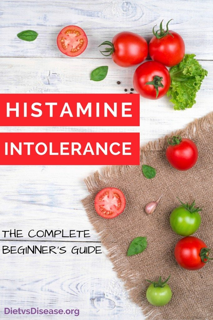 Histamine Intolerance: The Complete Beginner's Guide
