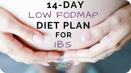 14-Day Low FODMAP Diet Plan for IBS