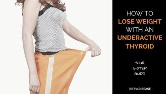How To Lose Weight With An Underactive Thyroid: Your 6-Step Guide