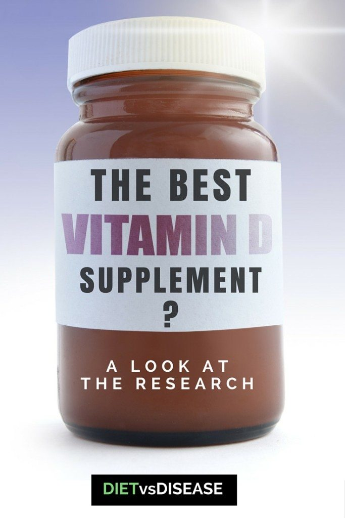 This article explores the research behind different types of vitamin D, and explains what is the best vitamin D supplement for you.