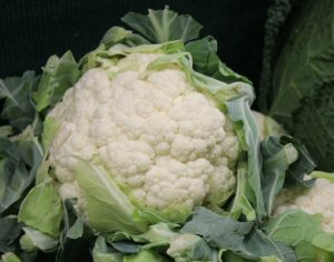 Cauliflower as source of goitrogens
