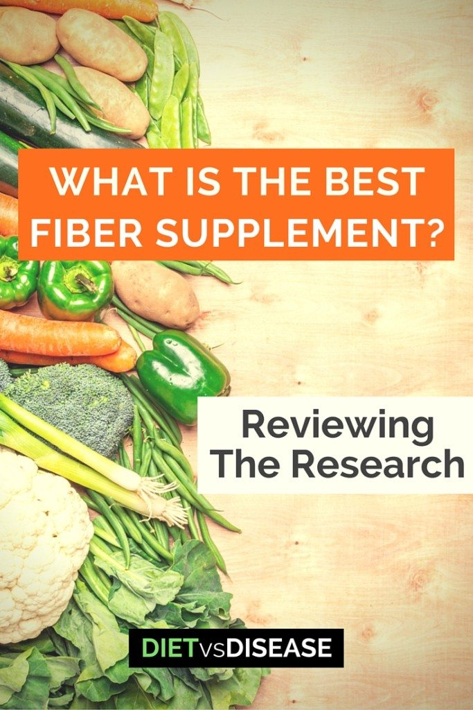 A high fiber diet is thought to be very beneficial for health. This article reviews which is the best fiber supplement available to you. Learn more here: https://www.dietvsdisease.org/best-fiber-supplement/