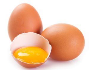 Eggs is essential for selenium