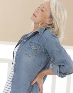 Thyroid medication causes osteoporosis