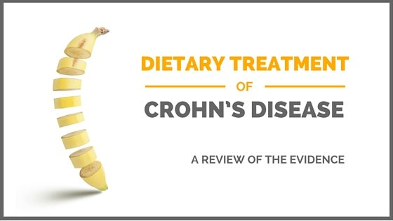 Dietary Treatment of Crohns disease