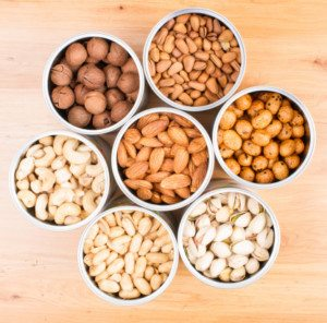 Nuts and Seeds Diverticulitis Diet
