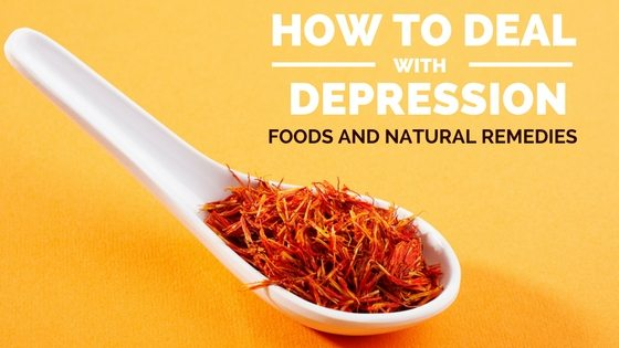 How To Deal With Major Depression- Foods and Natural Remedies