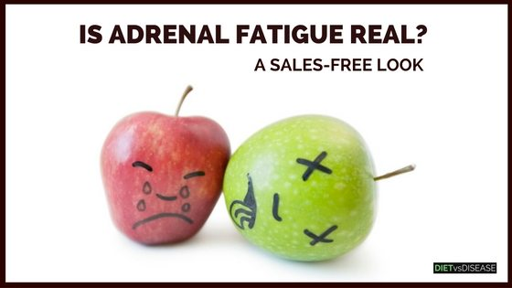 Is Adrenal Fatigue Real- A Sales-Free Look at Symptoms and Treatment