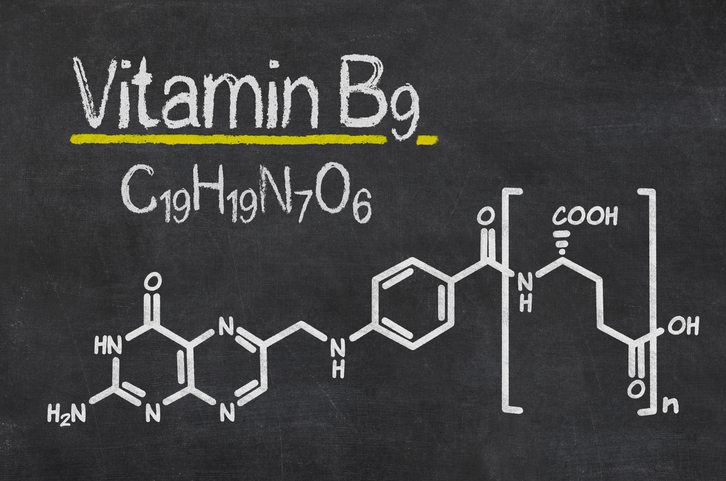 folate vs folic acid vitamin b9