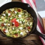 tomato-and-leek-frittata-fodmap