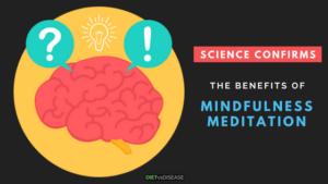 Mindfulness meditation benefits wide title