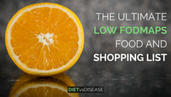 The Ultimate Low FODMAPs Food List & Shopping Guide (+ Printable PDF Chart)
