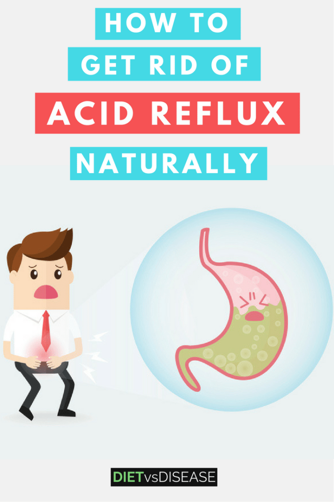 Did you know between 10-20% of people experience reflux each week? This article looks at the scientifically proven ways to get rid of acid reflux.