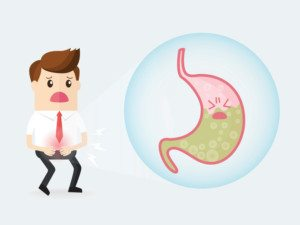 what causes acid reflux