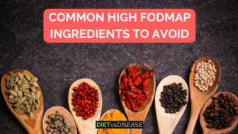 Common High FODMAP Ingredients to Avoid (+ Download and Print The PDF Chart)