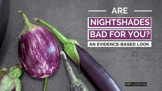 Are Nightshade Vegetables Bad for You