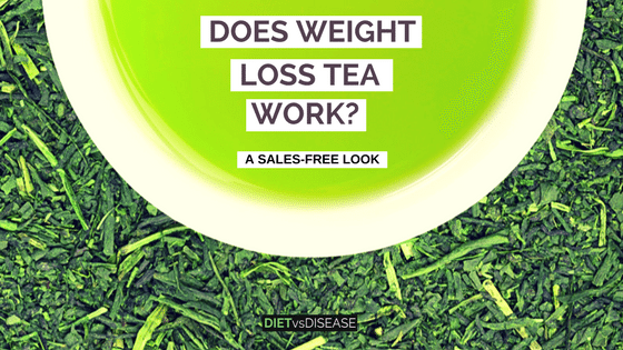 Does Weight loss Tea Work- A Sales-free Look