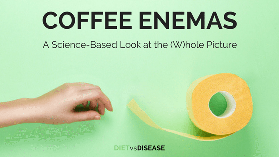 COFFEE ENEMAS and health