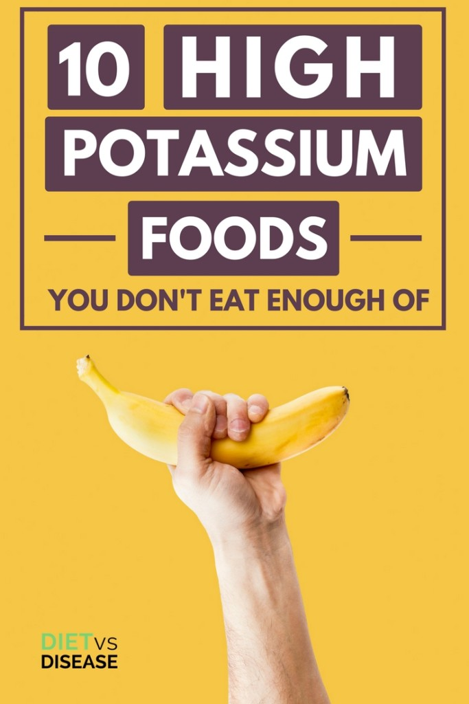 Many do not eat enough potassium, which is not good for heart health. This article looks at 10 of the best high potassium foods to include in your diet.