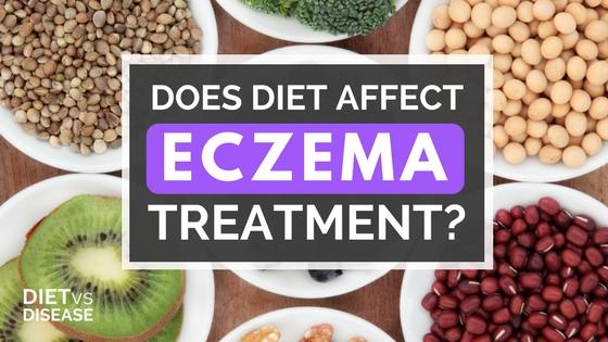 Does Diet Affect Eczema Treatment-