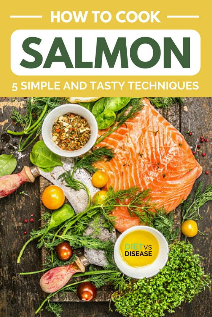 Salmon is a healthy, nutritious and flavourful source of protein. This article will look at how to cook salmon, simply and efficiently.