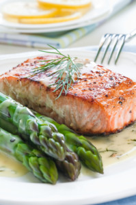 Cook Pan-fried Salmon