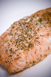 Cook Poached Salmon