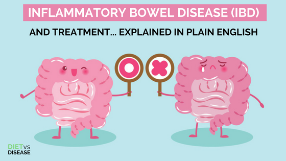 Inflammatory bowel disease (IBD) and treatment