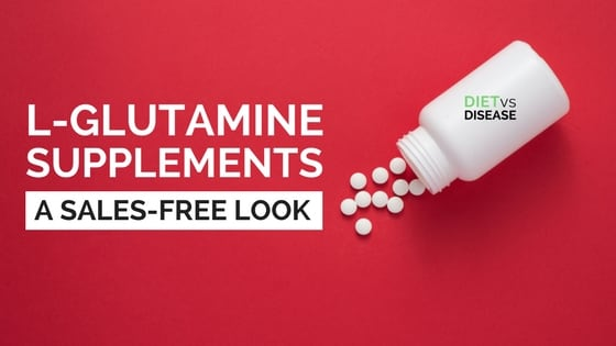 L-Glutamine Supplements A Sales-Free Look