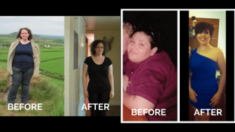 These 10 People Lost 1,000 Lbs (450 Kg) and Kept It Off: Here's What Had The Biggest Impact For Their Weight Loss