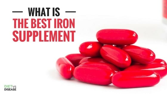 What Is The Best Iron Supplement Splitting Fact From